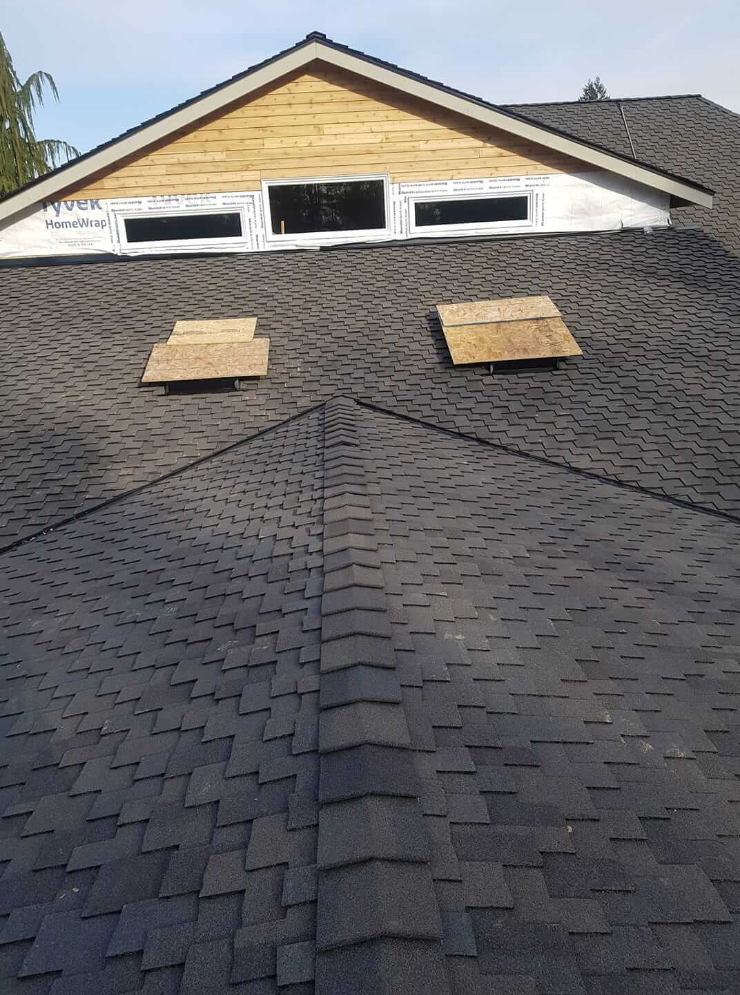 Roofing in Yamika